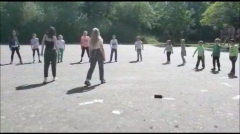 Tanzvideo Osterferien